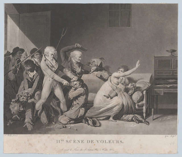 Second Scene of Thieves