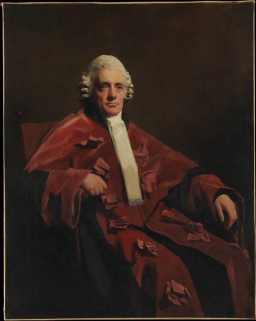 William Robertson (1753–1835), Lord Robertson