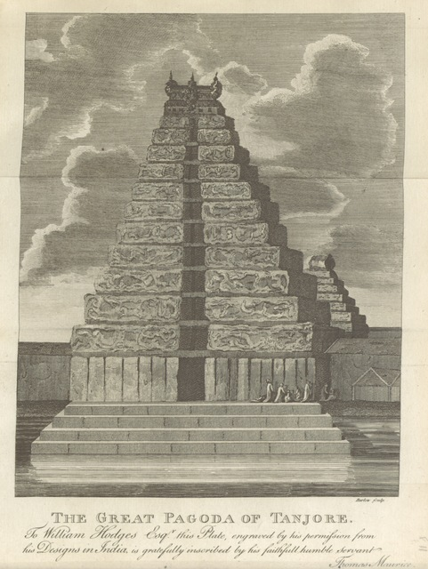 """architecture from """"[Indian Antiquities: or, Dissertations relative to the ancient geographical divisions, the ... primeval theology, the grand code of civil laws, the original form of government, and the ... literature of Hindostan, compared ... with the religion, laws, government and literature of Persia, Egypt and Greece. The whole intended as introductory to ... the History of Hindostan.]"""""""