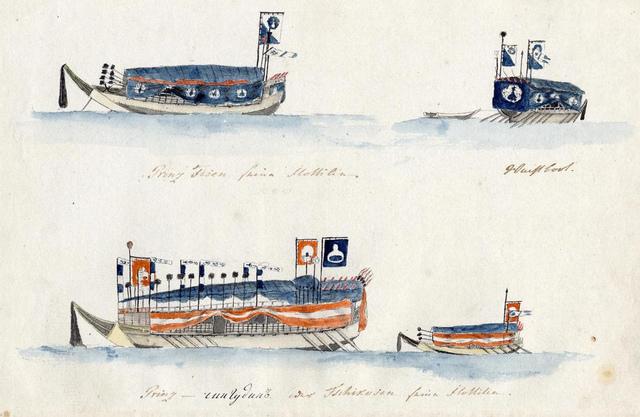 Jaapani laevad / Japanese boats