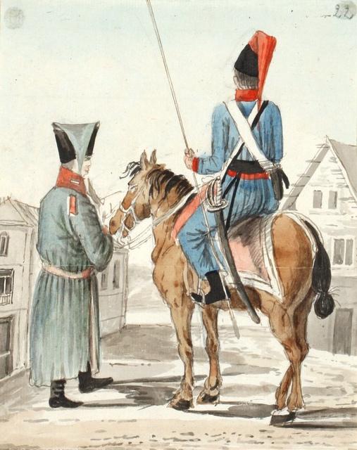 Kaks Hispaania sõdurit / Two Spanish soldiers