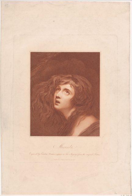 Miranda (Shakespeare, The Tempest, Act 1, Scene 1)