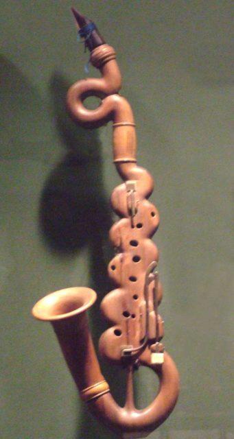 Bass Clarinet in C