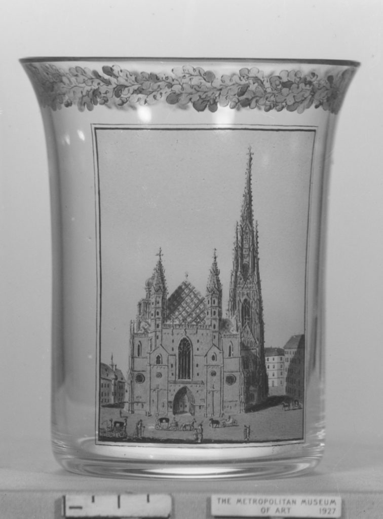 View of the Stephansdom, Vienna