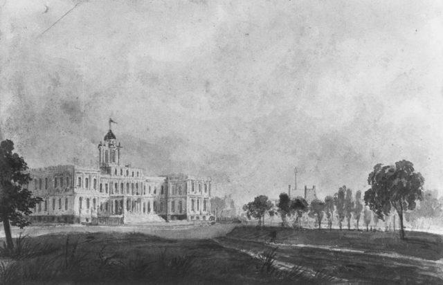 The New City Hall, New York