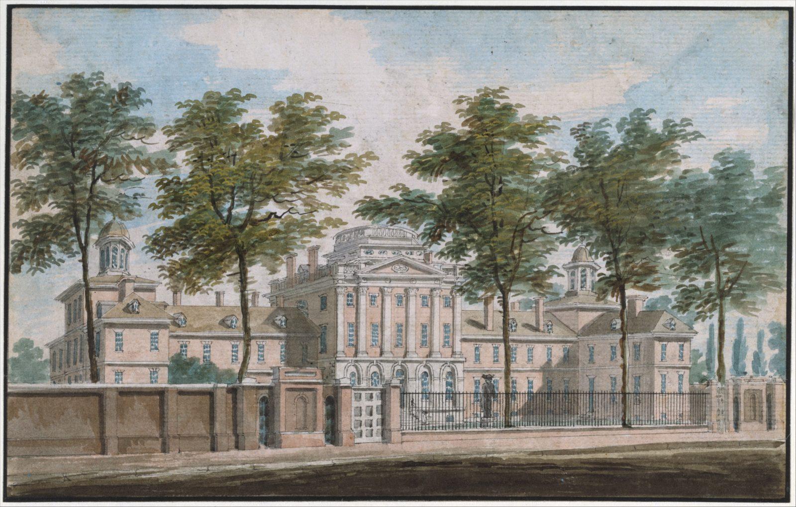 The Pennsylvania Hospital, Philadelphia