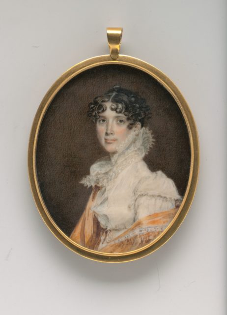 Mrs. Nathaniel Chapman (Rebekah Biddle)