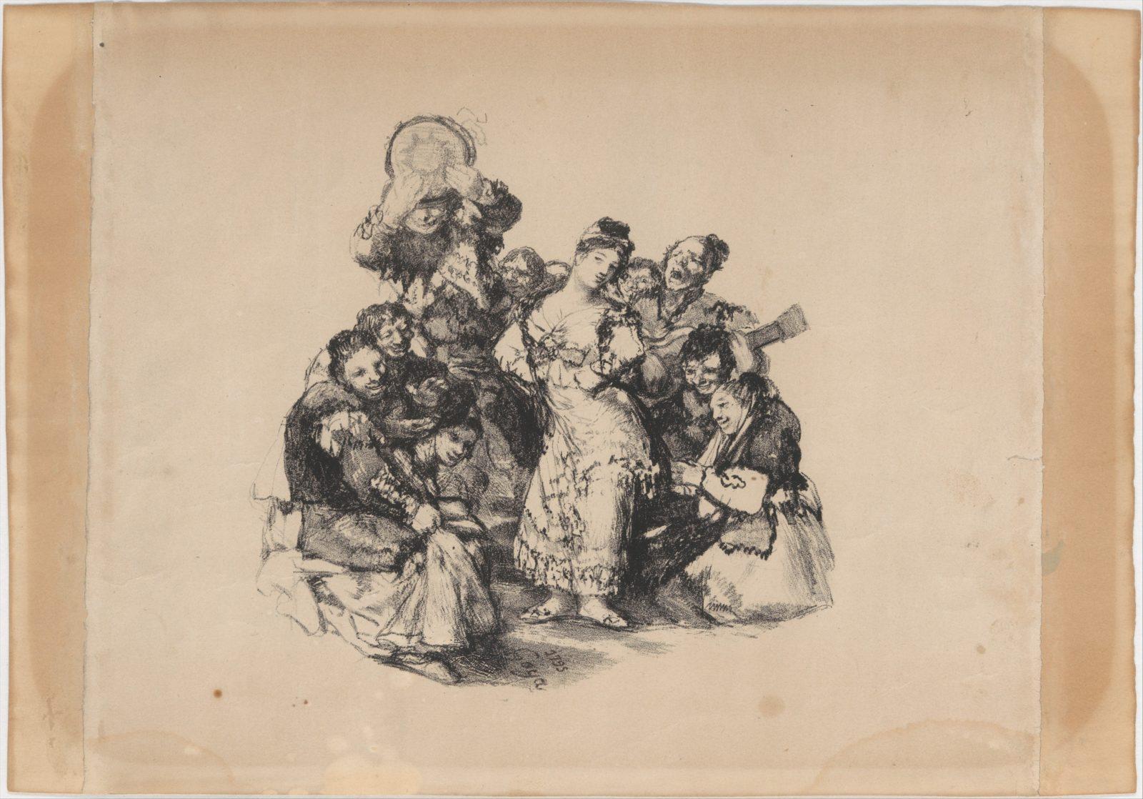 El vito (The Andalusian dance)