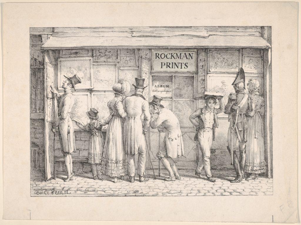 François Delpech's Print Shop