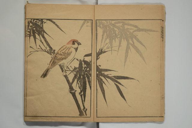 Kinpaen (Bunpō) Picture Album (Kinpaen gafu)