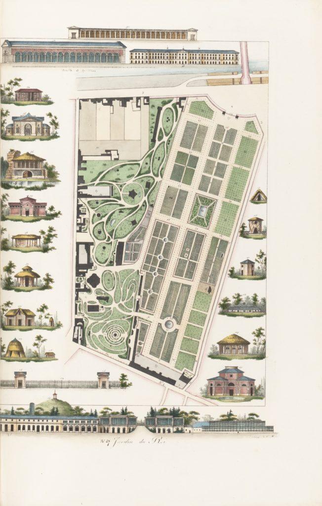Plans Raisonnés de Toutes les Espèces de Jardins