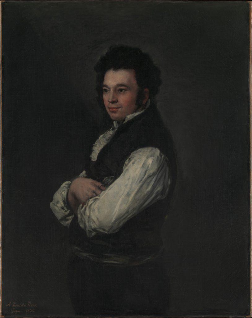 Tiburcio Pérez y Cuervo (1785/86–1841), the Architect