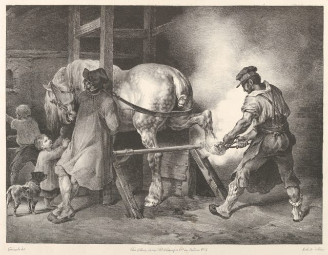 The Flemish Farrier