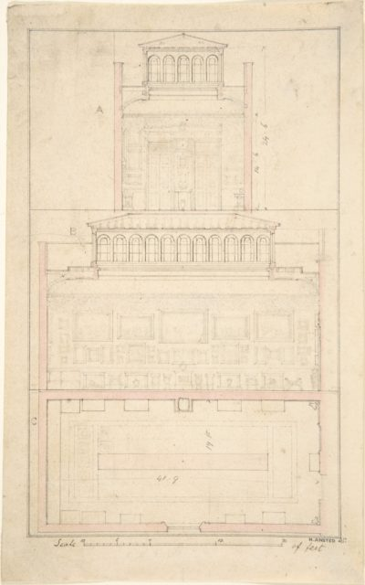 Mansion of Thomas Hope, Flemish Picture Gallery