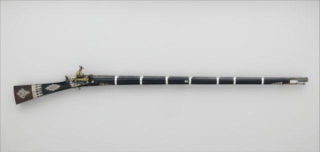 Miquelet Rifle