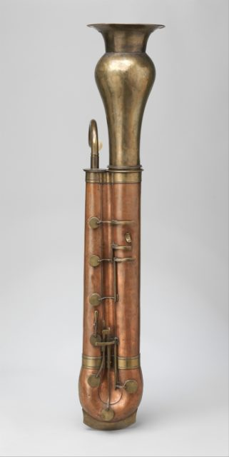 Chromatic Bass Horn in B-flat