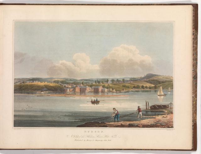 Hudson (No. 13 of The Hudson River Portfolio)