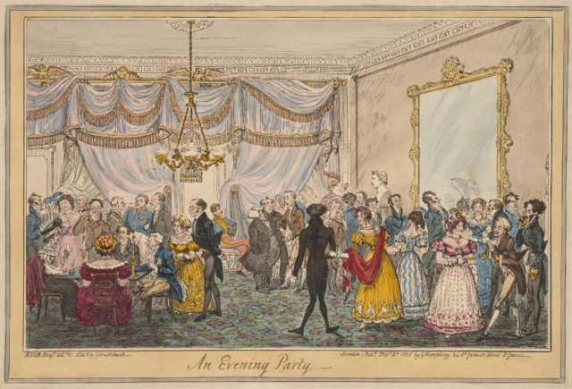 An Evening Party