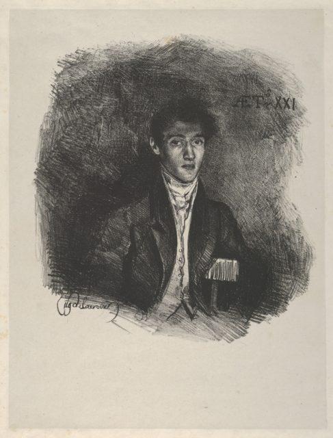 Baron Schwiter (Louis Auguste Schwiter, 1805-1889)
