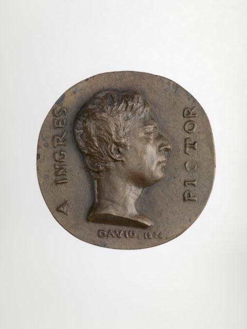 Jean Auguste Dominique Ingres (1780–1867)