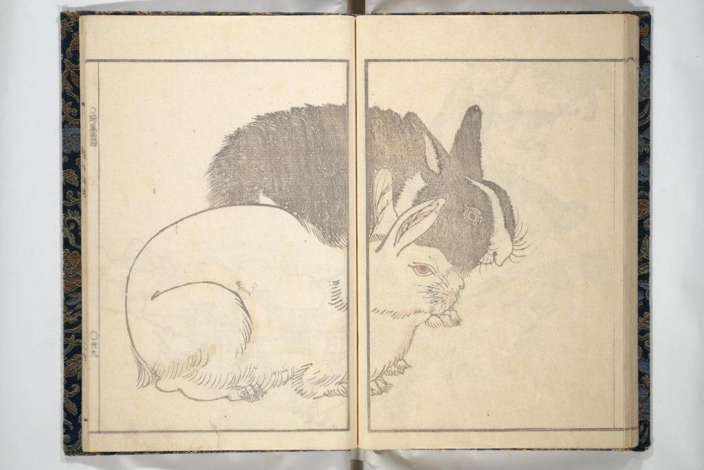 Kihō  Picture Album (Kihō gafu)