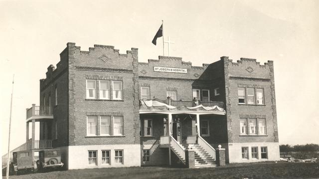 St. Joseph's Hospital, Galahad