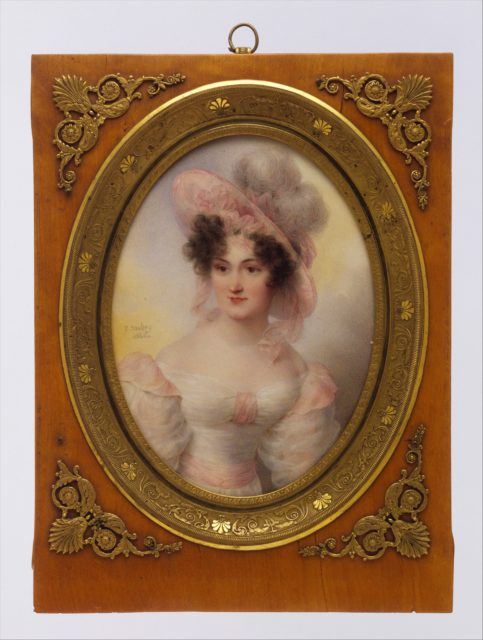 Mrs. Rufus Prime (Augusta Temple Palmer, 1807–1840)