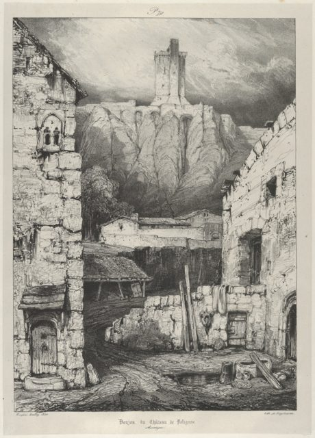 Dungeon of the Polignac Castle