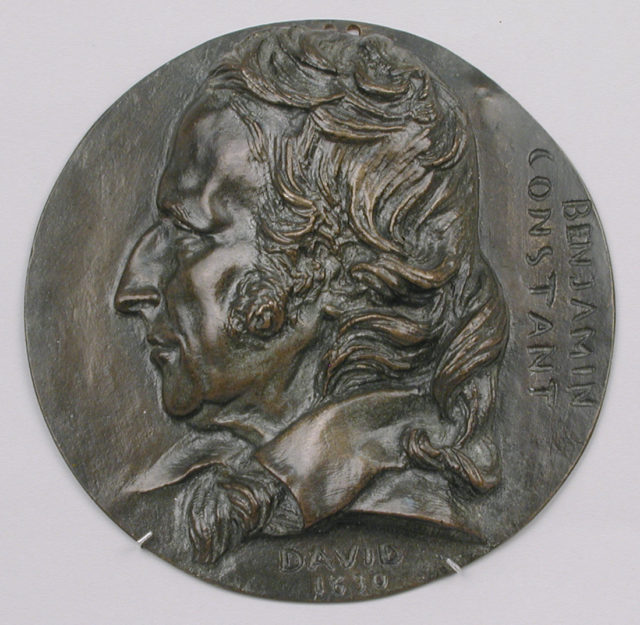 Henri-Benjamin Constant de Rebecque (1767–1830)