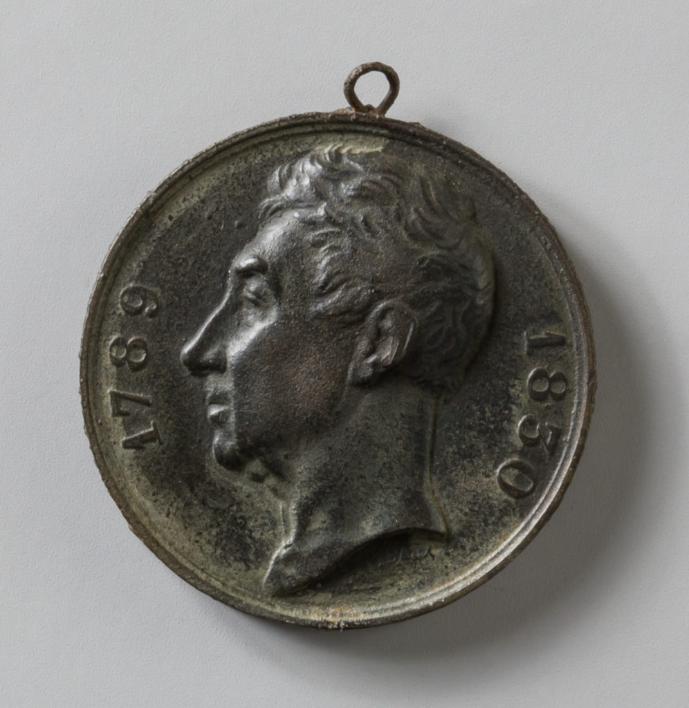 Medal of the Constituency of Meaux in Honor of Its Deputy