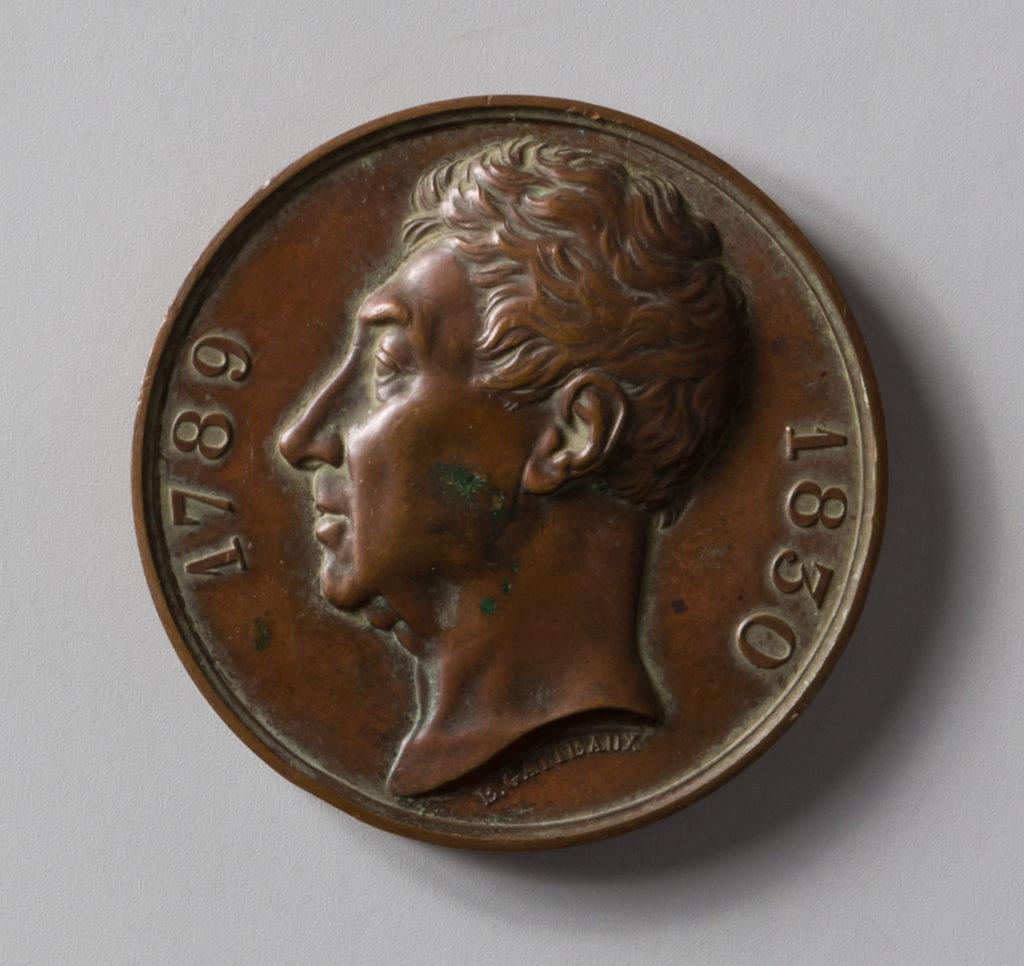 Medal of the Marquis de Lafayette