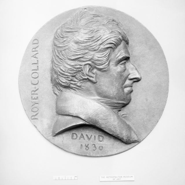 Pierre Paul Royer-Collard (1763–1845), French editor, philosopher, statesman, and Member of the Academy