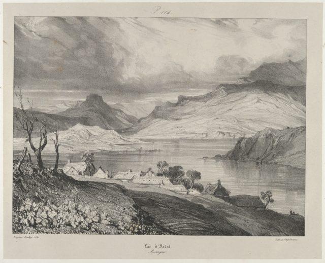 Aidat Lake