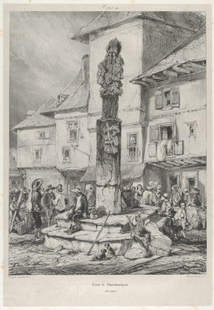 Cross of Chaudesaigues