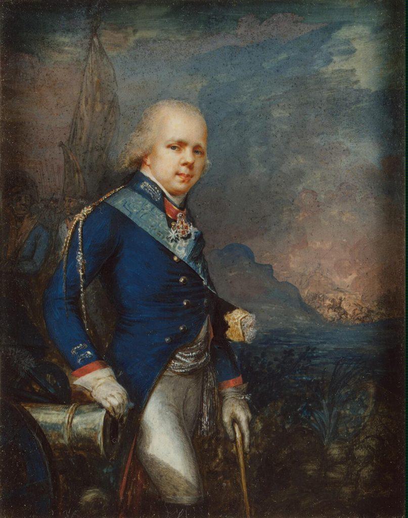 Constantin Pavlovich - grand duke of Russia