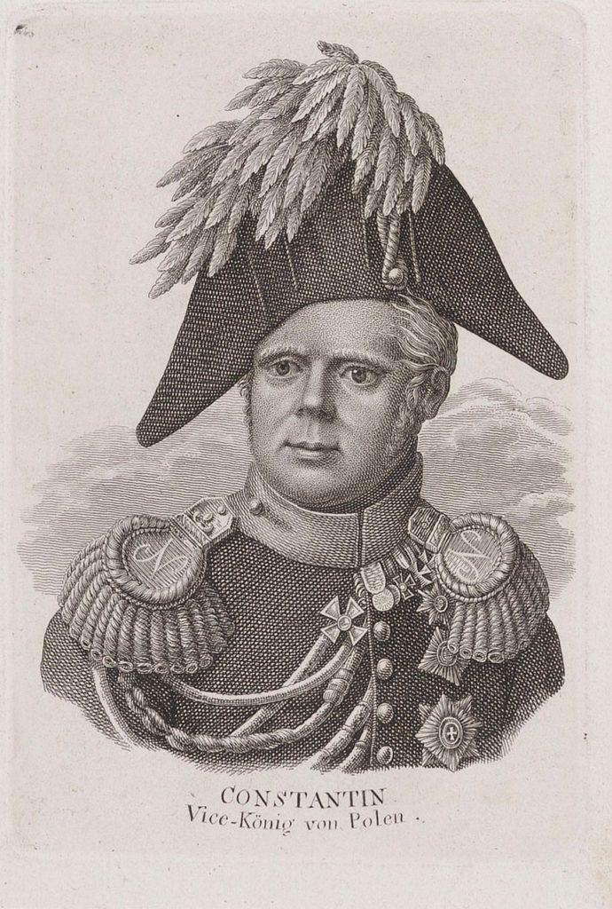 Constantin Vice-Konig von Polen