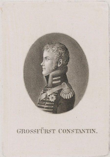 Grossfurst Constantin