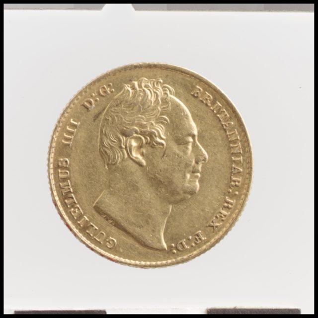 William IV sovereign