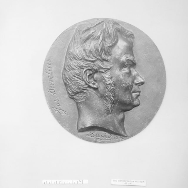 Johann Jacob Berzélius (1779–1848), Swedish scientific chemist