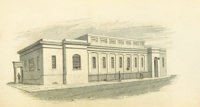 """architecture from """"[Moncrieff's Guide to Leamington Spa and its vicinity. ... To which is added a complete directory. Fifth edition ... corrected, etc.]"""""""