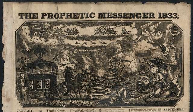 The Prophetic Messenger, 1833
