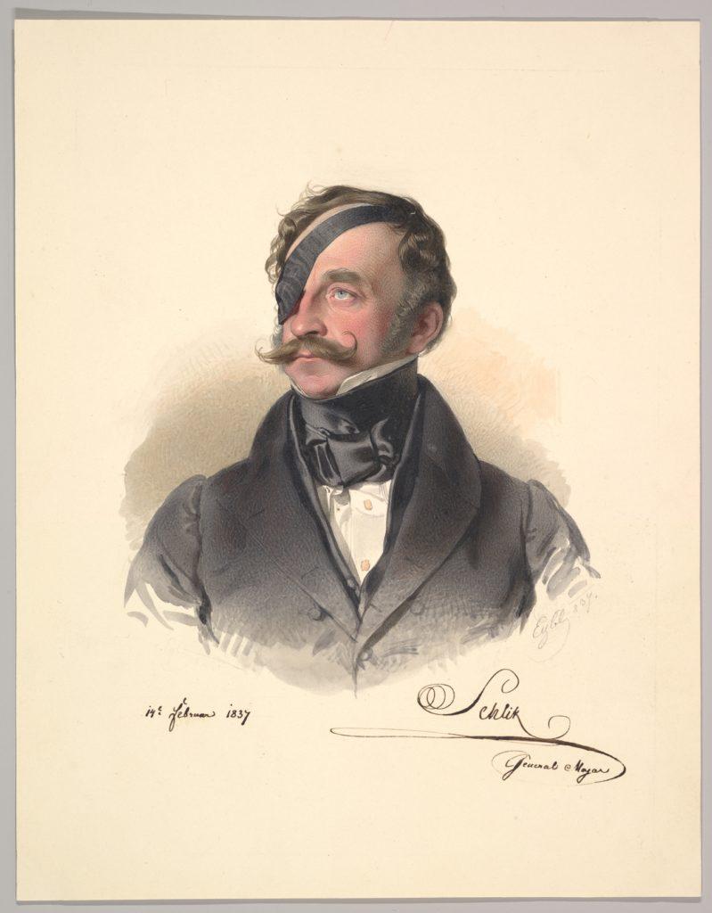 François Henri Schlick, Count of Bassano de Weisskirchen