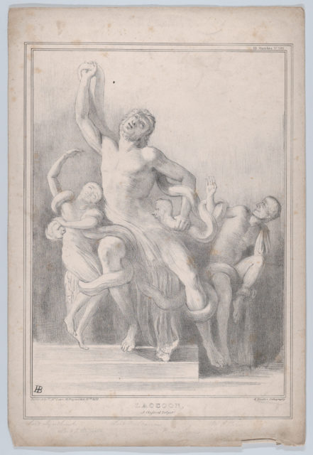 Laocoon: A Classical Subject