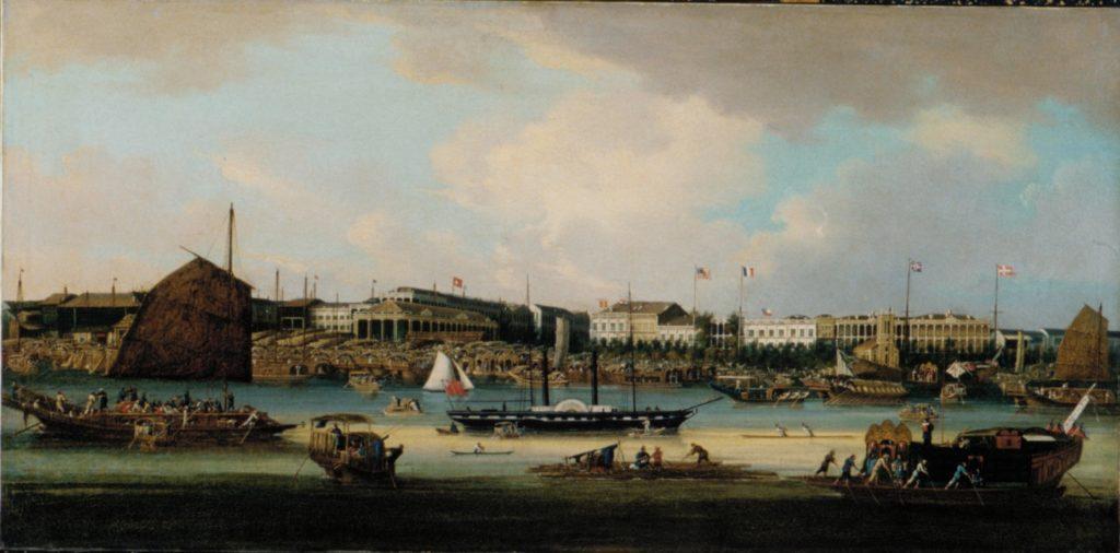 Canton Waterfront (The Hongs at Canton)