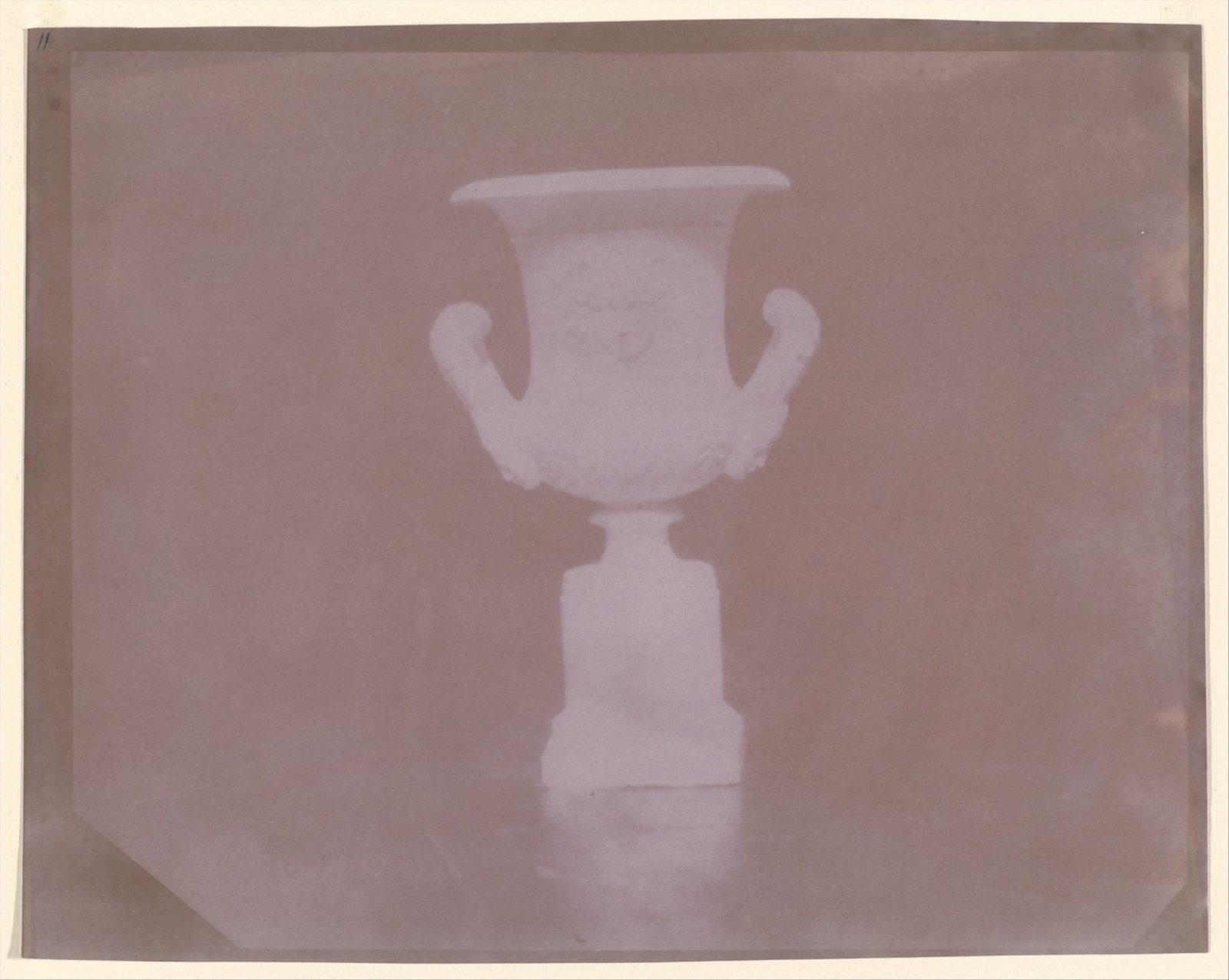 Vase with Medusa's Head