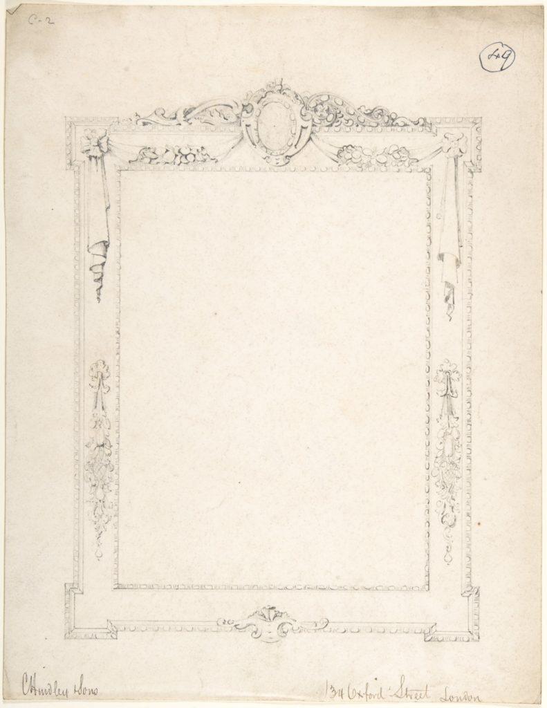 Design for a Frame
