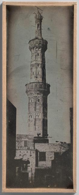 73. Alexandrie. Grand Minaret