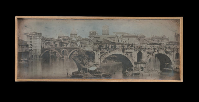 Ponte Rotto, Rome