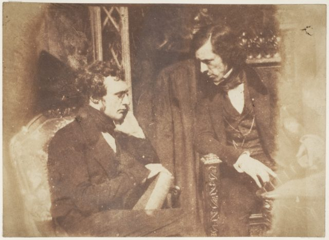 George Gilfillan and Samuel Brown