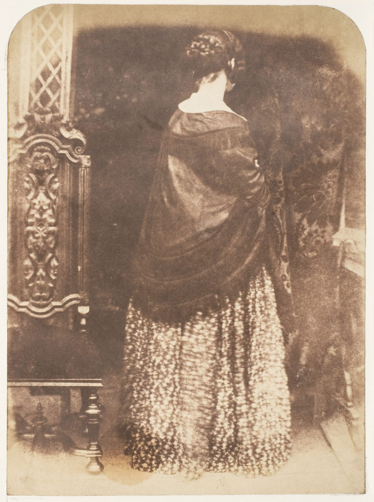 Lady, Standing
